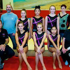 Sponsors Surprise Gymnasts